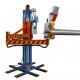 10 – Shafts pneumatic handling system