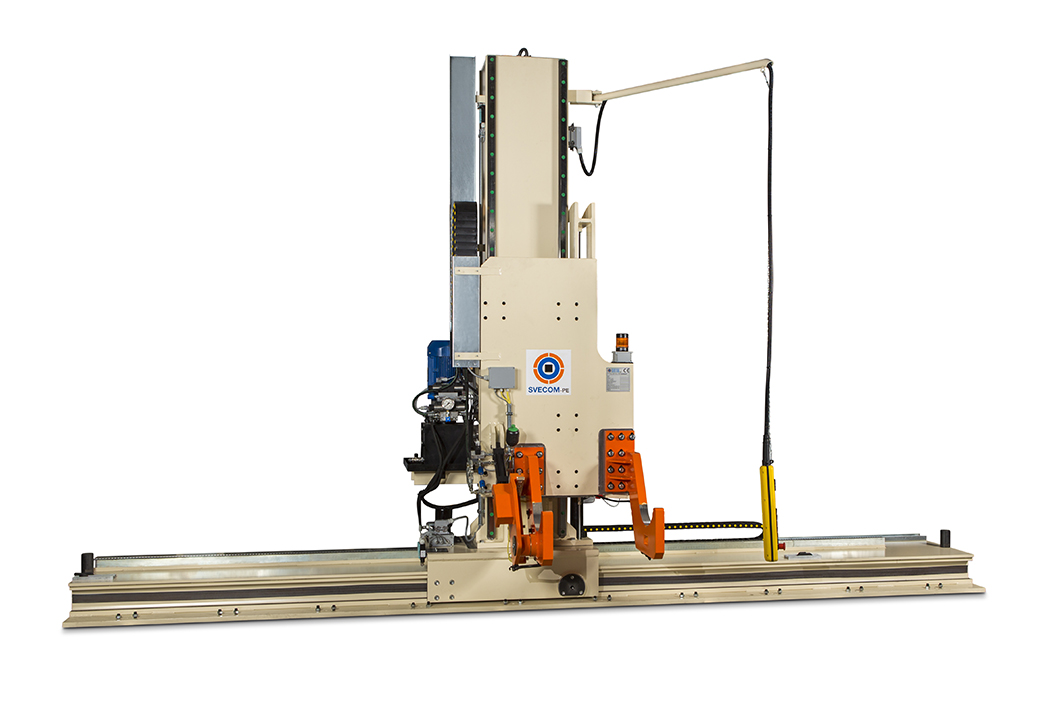 200 - Single column shaft puller