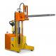 401 BA - Electric trolley for shafts handling