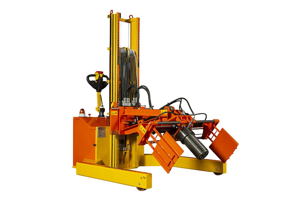 410 BMS – Chairot electrique tourne bobines