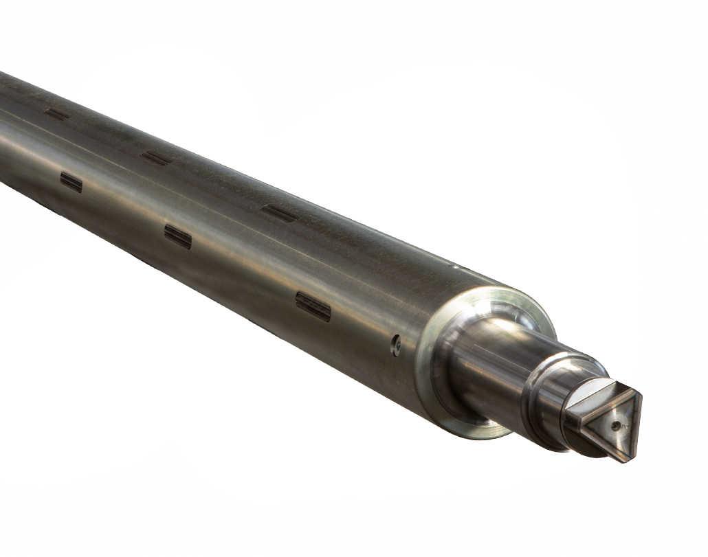 635 MK - Mechanische Spannwellen mit Keilen