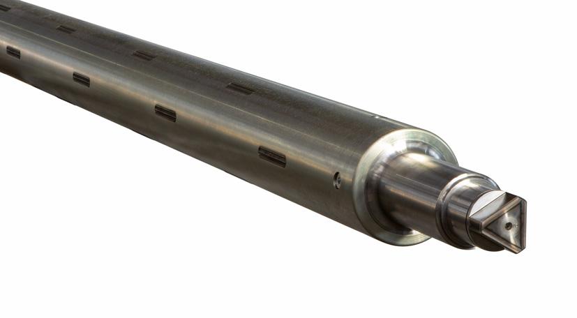 635 MK – Alberi espansibili meccanici a chiavette