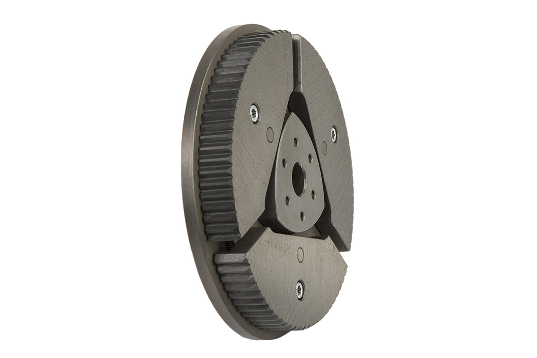 713 MA - Mechanical self-expanding lug chuck