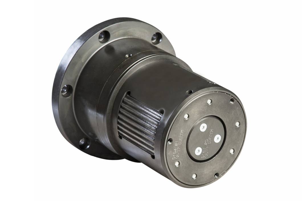 714 MZ-A - Pneumechanical self-expanding chuck with adaptor