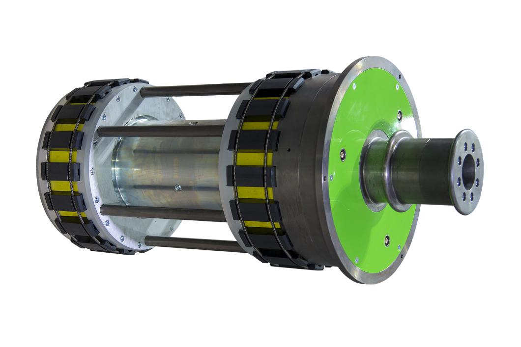 714 MZL - Pneumatisch-mechanische Spannköpfe mit Spannkeile