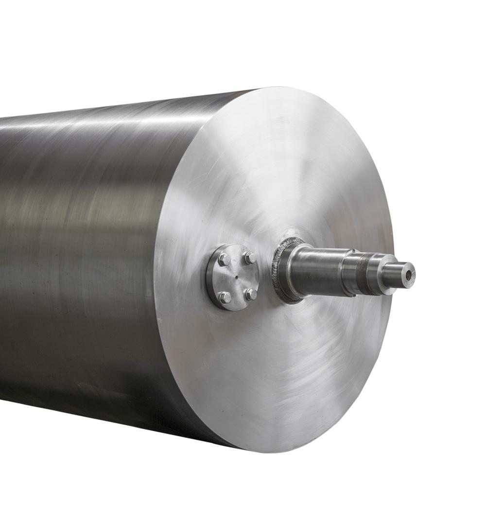 cilindro di raffreddamento
