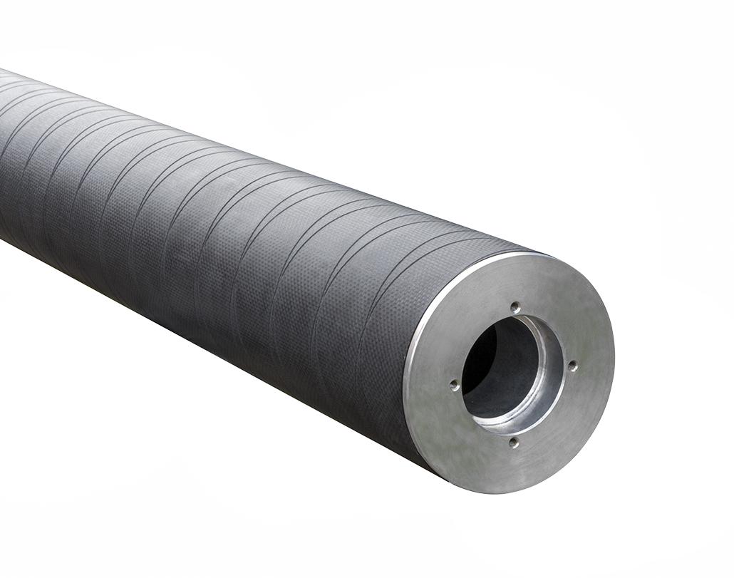Carbn fiber rollers