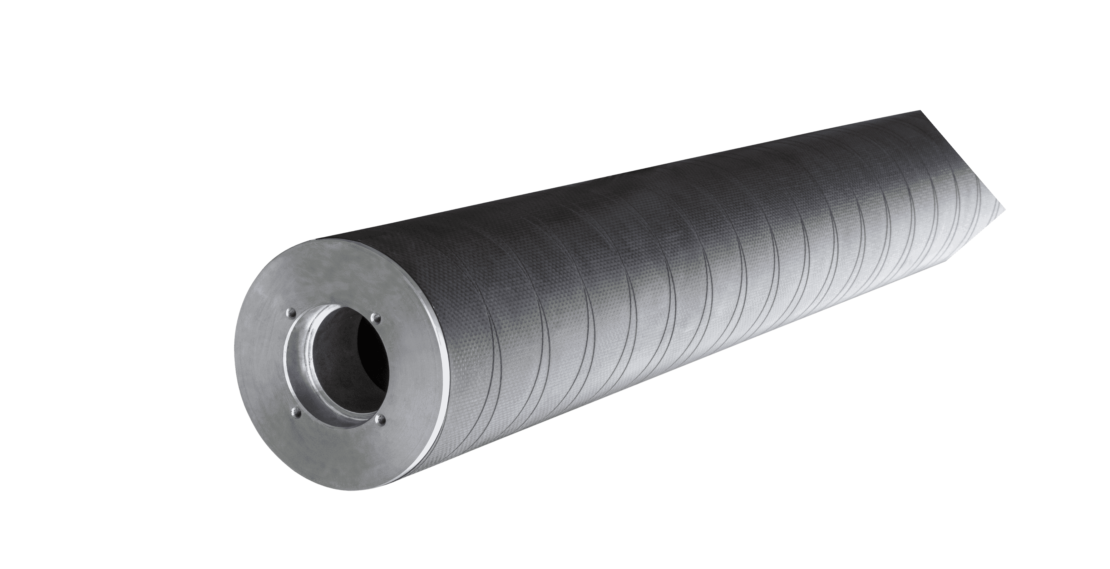 Rouleaux en fibre de carbone